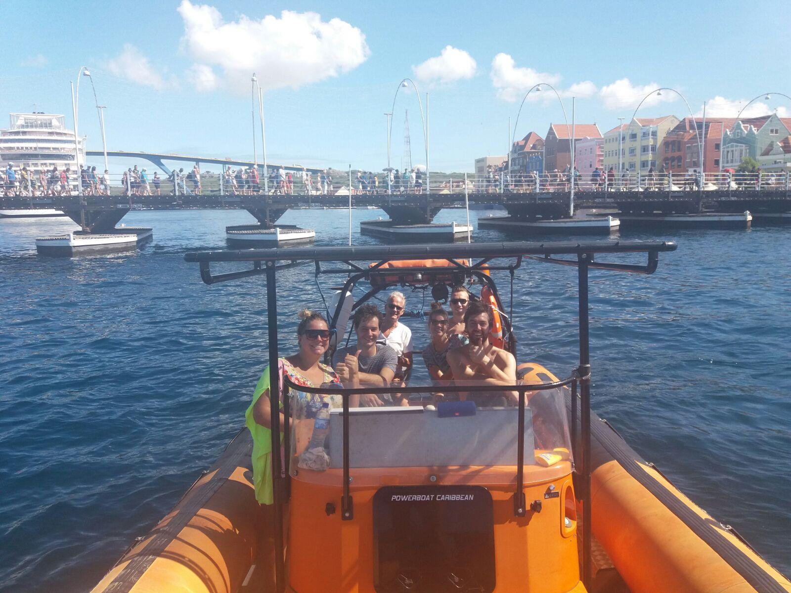 Koningsdag-special met de 'Flying Dutch' Powerboat!