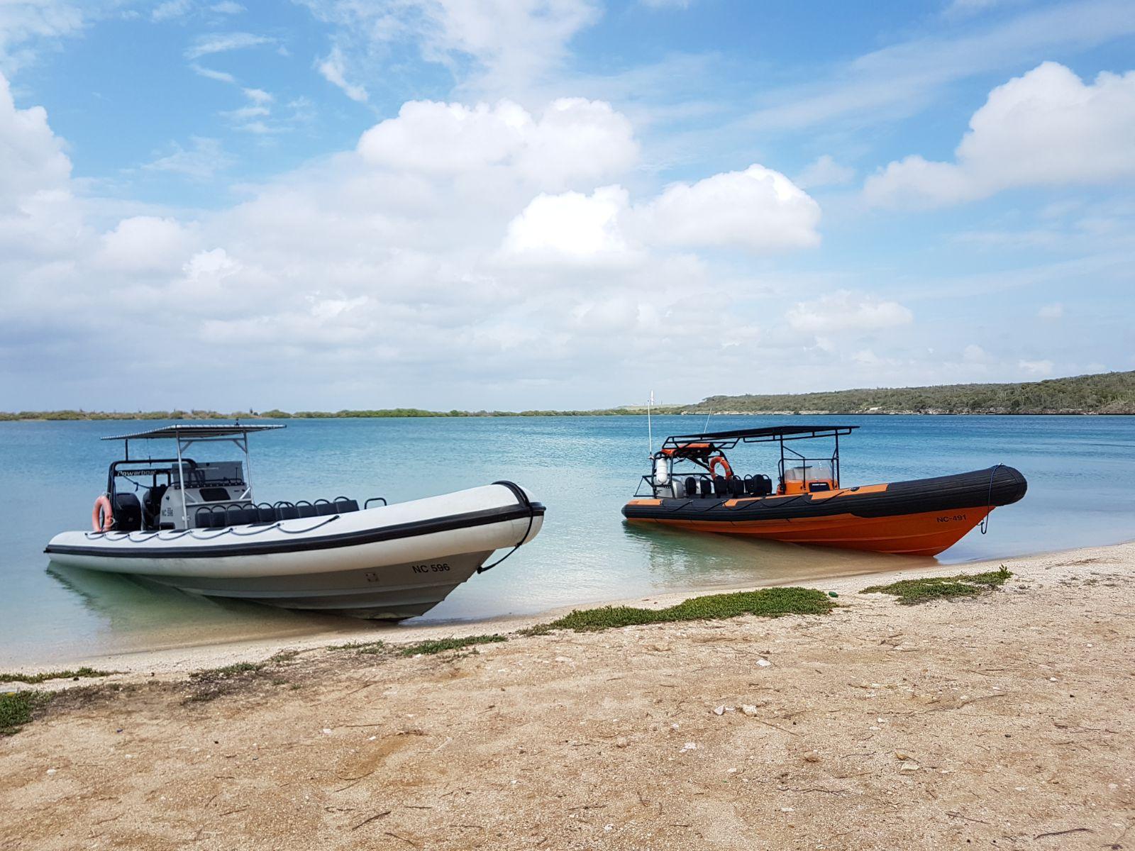 'The Beast' vs. 'The Flying Dutch': ontmoet de twee avonturen op het water!